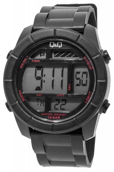 Zegarek QQ M123-012 - duże 1