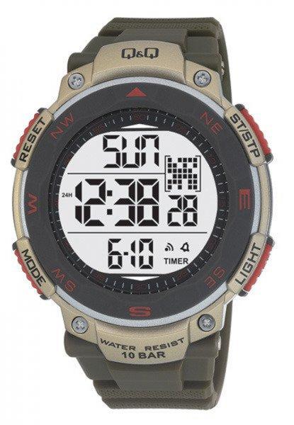 Zegarek QQ M124-004 - duże 1