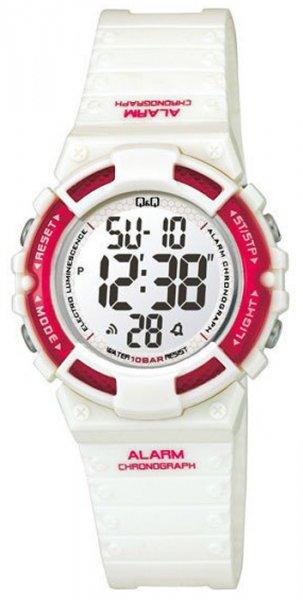 Zegarek damski QQ damskie M138-002 - duże 3