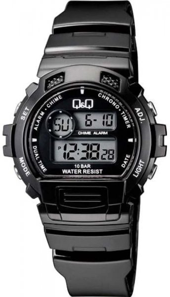 Zegarek dla chłopca QQ dla dzieci M153-002 - duże 3