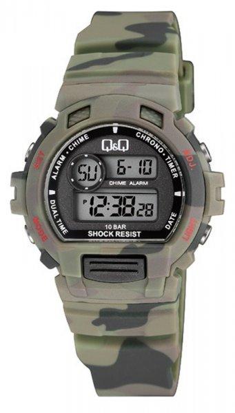 Zegarek QQ M153-008 - duże 1