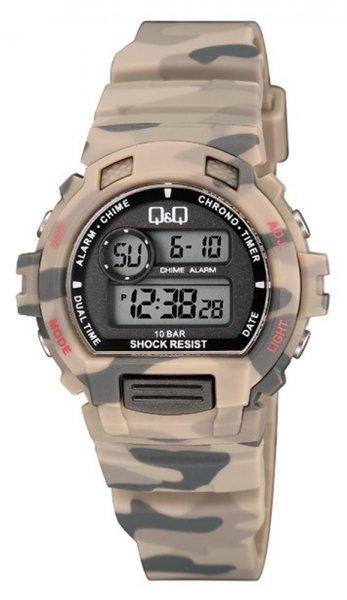 Zegarek QQ M153-010 - duże 1