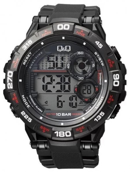 Zegarek QQ M174-002 - duże 1