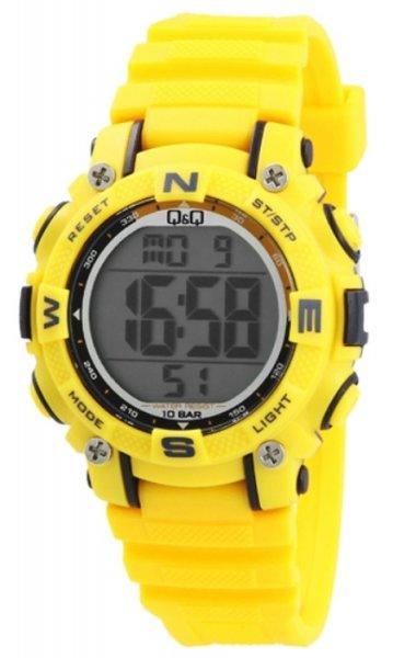 Zegarek QQ M186-801 - duże 1