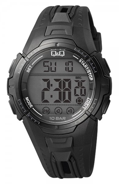 M189-002 - zegarek męski - duże 3