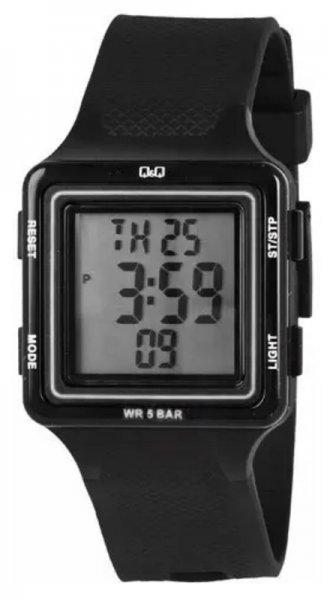 Zegarek QQ M193-001 - duże 1