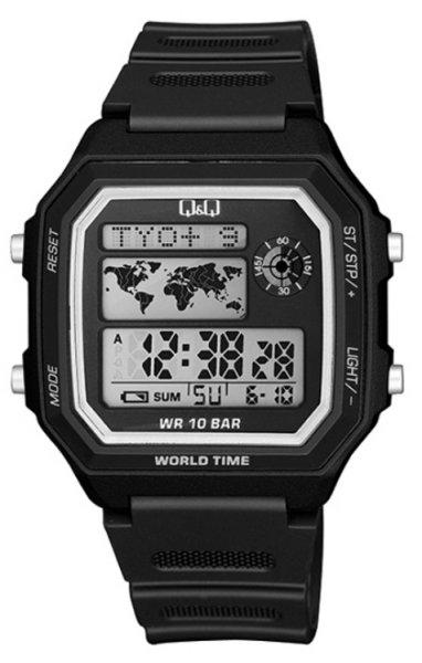 M196-001 - zegarek męski - duże 3