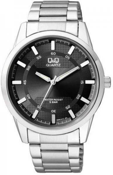 Zegarek męski QQ męskie Q890-202 - duże 1