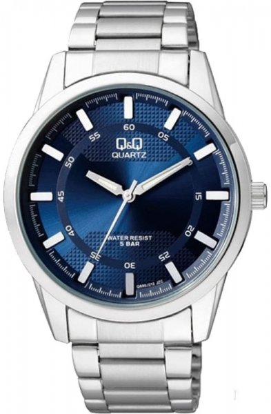Zegarek męski QQ męskie Q890-212 - duże 1