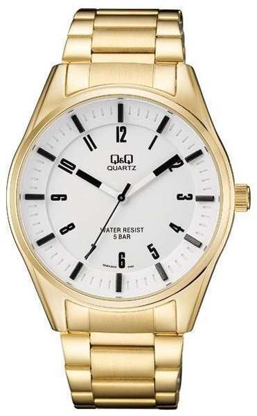 Zegarek męski QQ męskie QA54-004 - duże 1