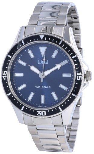 QB64-202 - zegarek męski - duże 3