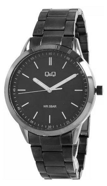 Zegarek męski QQ męskie QB80-402 - duże 1