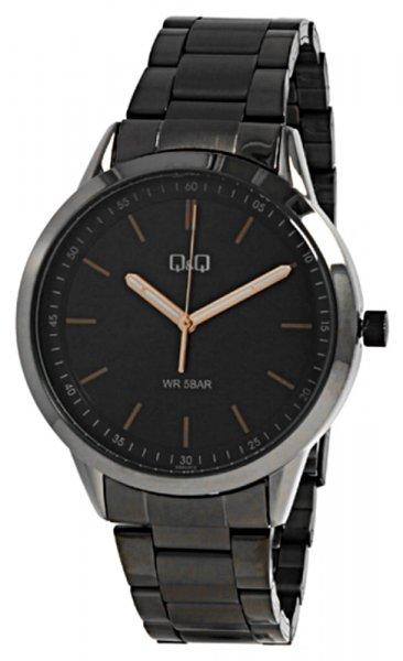 Zegarek męski QQ męskie QB80-412 - duże 1