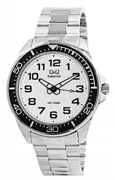 Zegarek QQ S374-204 - duże 1