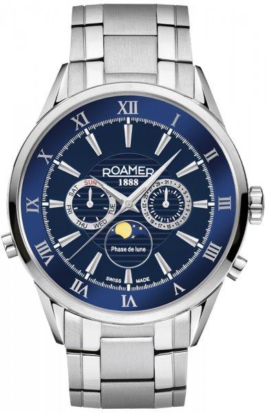 Zegarek Roamer 508821 41 43 50 - duże 1