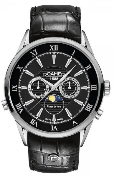 Zegarek Roamer 508821 41 53 05 - duże 1