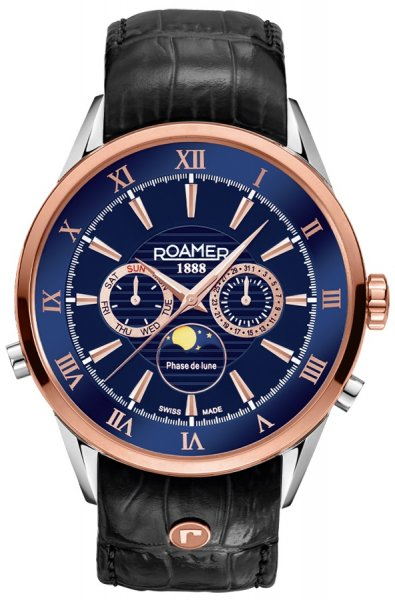 Zegarek Roamer 508821 47 43 05 - duże 1