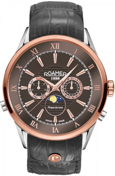 Zegarek Roamer 508821 47 53 05 - duże 1
