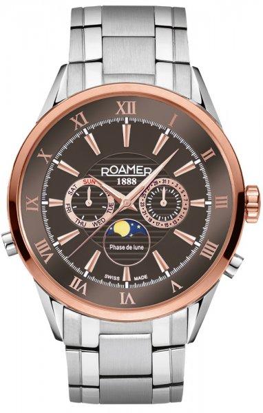 Zegarek Roamer 508821 47 53 50 - duże 1