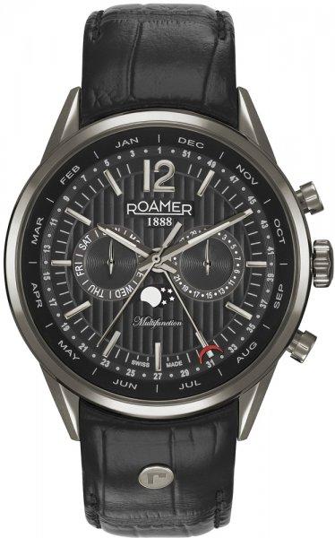 Zegarek męski Roamer superior 508822 43 54 05 - duże 1