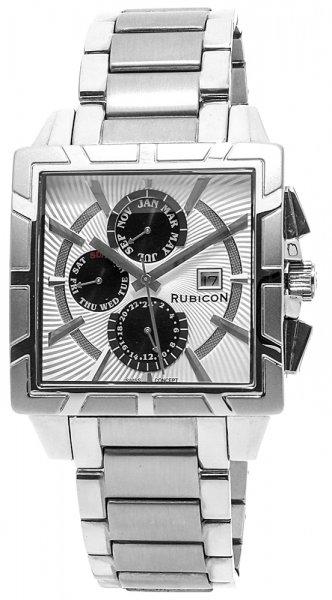 Zegarek Rubicon RNDC24SISB - duże 1