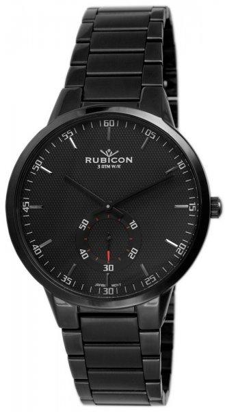 Zegarek Rubicon RNDE05BIBX03BX - duże 1
