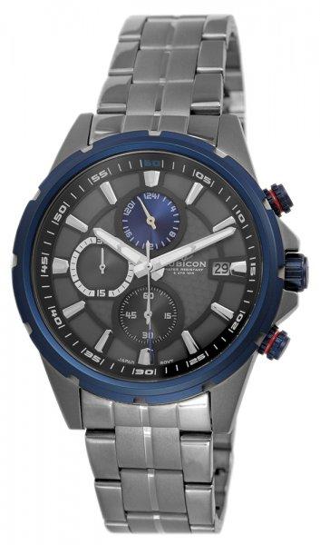 Zegarek Rubicon RNDE09TIBD05AX - duże 1