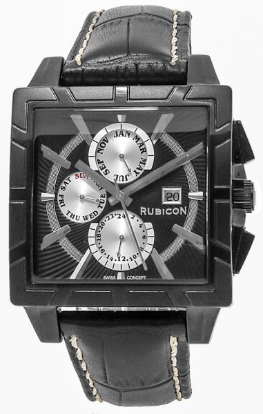 Zegarek Rubicon RNCC24BIBS - duże 1