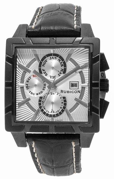 Zegarek Rubicon - męski  - duże 3