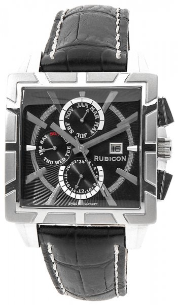 Zegarek Rubicon RNCC24SIBX - duże 1