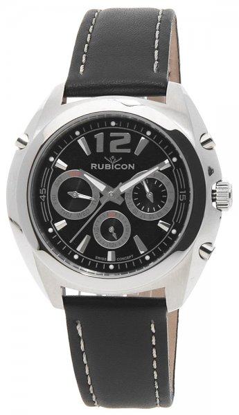 Zegarek męski Rubicon pasek RNCC59SIBX - duże 3