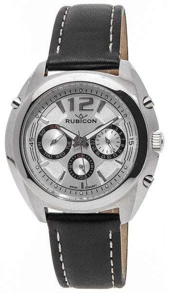 Zegarek Rubicon RNCC59SISB - duże 1