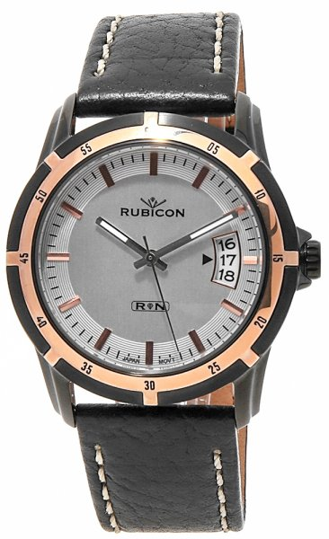 Zegarek Rubicon RNCC69BISX - duże 1