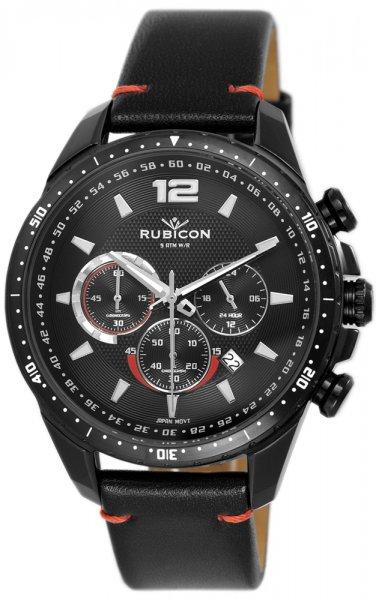 Zegarek Rubicon RNCD98BMBX05AX - duże 1