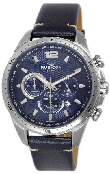 Zegarek Rubicon RNCD98SMDX05AX - duże 1