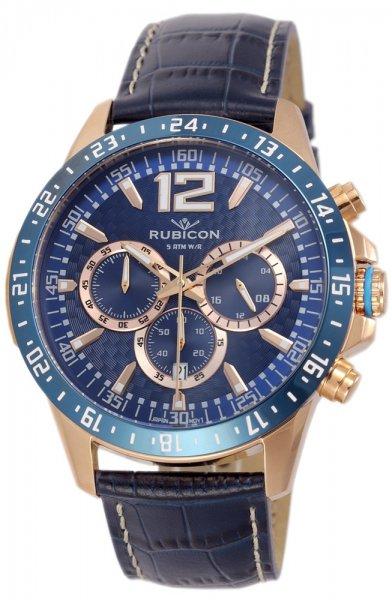 Zegarek Rubicon RNCE02RMDX05AX - duże 1