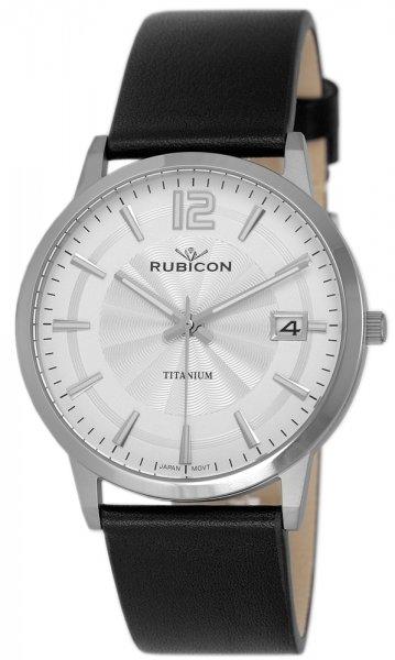 Zegarek męski Rubicon pasek RNCE21DMSX03BX - duże 1