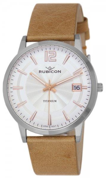 Zegarek Rubicon RNCE21DMSZ03BX - duże 1