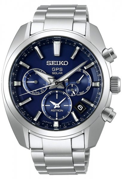 Zegarek Seiko SSH019J1 - duże 1