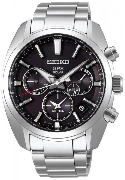 Zegarek Seiko SSH021J1 - duże 1