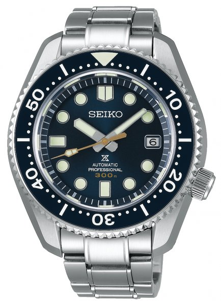 Zegarek męski Seiko prospex SLA023J1 - duże 1