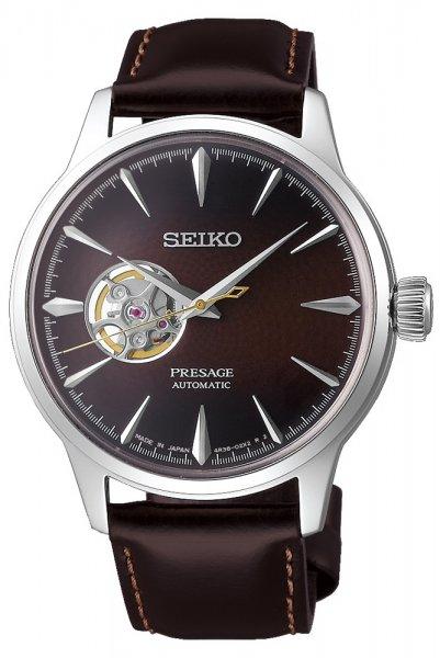 Zegarek Seiko SSA407J1 - duże 1