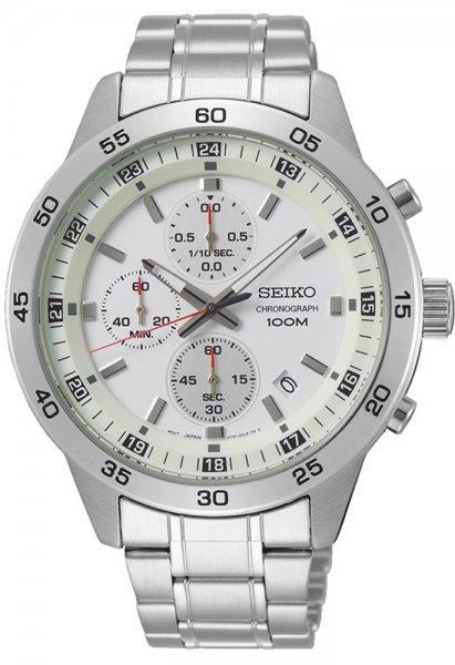 SKS637P1-POWYSTAWOWY - zegarek męski - duże 3