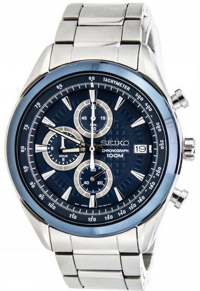 Zegarek Seiko SSB177P1 - duże 1