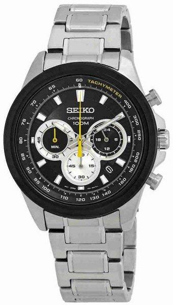 Seiko SSB247P1 Chronograph Chronograph Tachymeter Quartz