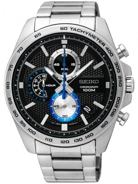 Zegarek Seiko SSB257P1 - duże 1
