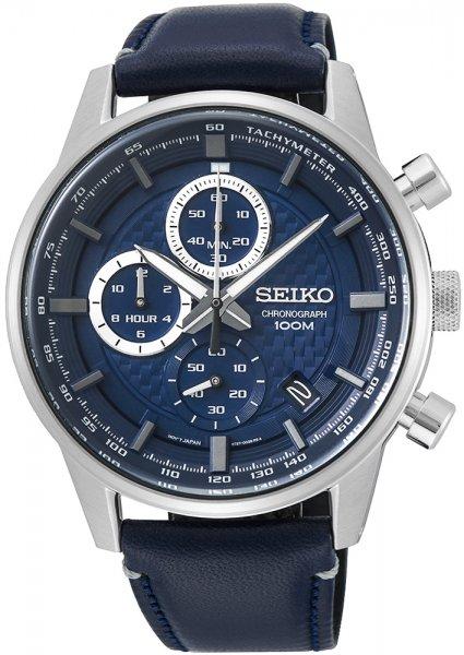 Zegarek Seiko SSB333P1 - duże 1