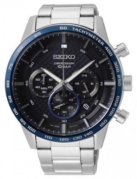 SSB357P1 - zegarek męski - duże 3