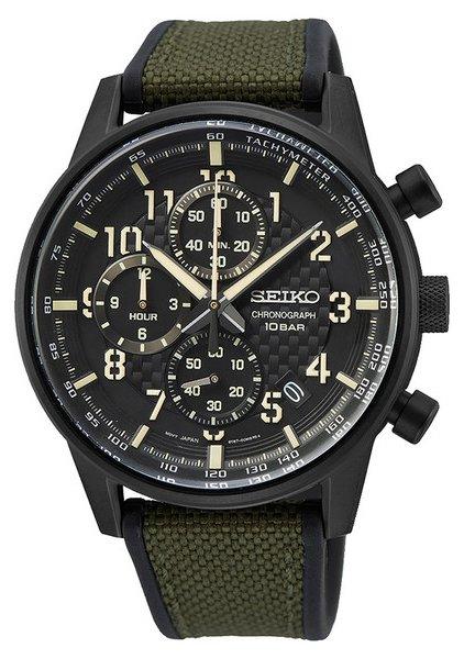Zegarek Seiko SSB373P1 - duże 1