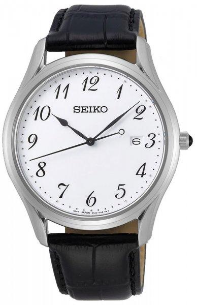 Zegarek Seiko SUR303P1 - duże 1
